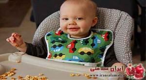 تغذیه ماه یازدهم و دوازدهم زندگی کودک