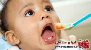 تغذیه کودک 4 تا 6  ساله
