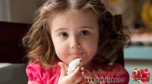تغذیه کودک دوساله