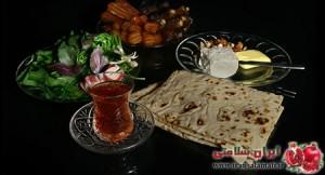 تغذیه مناسب در ماه مبارک رمضان