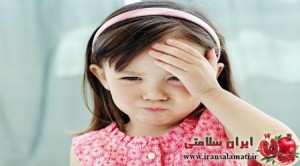 میگرن در کودکان - Migraines in children