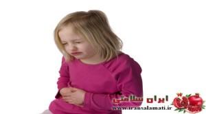 سوء هاضمه در کودکان