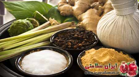 Digestive Diseases and herbal medicineگوارش-درمان-گیاهی