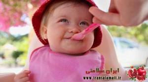 مقوی ومغذی سازی غذا کودک